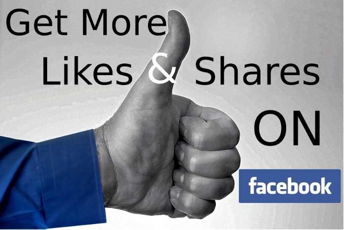 Get More Facebook Likes and Shares