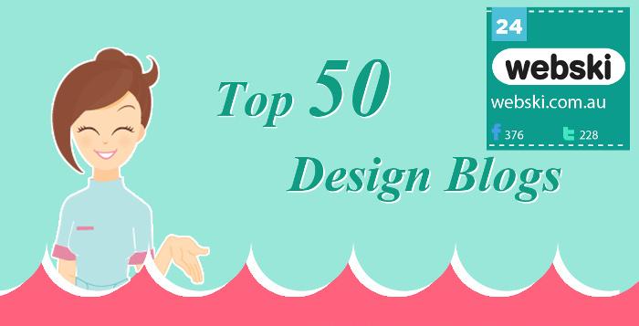 top 50 web design blogs