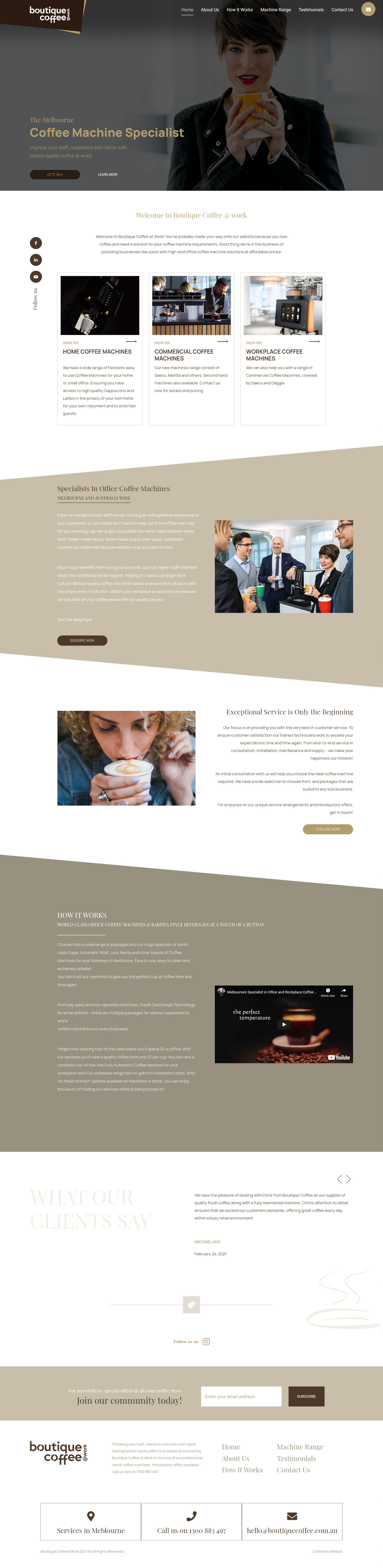 web-design-coffee-distributor